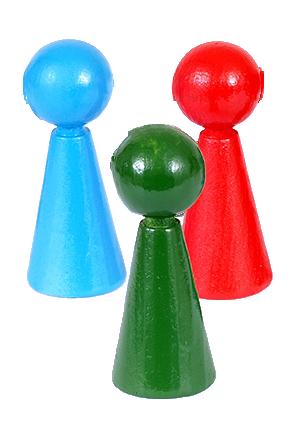 drei my.OS-Figuren